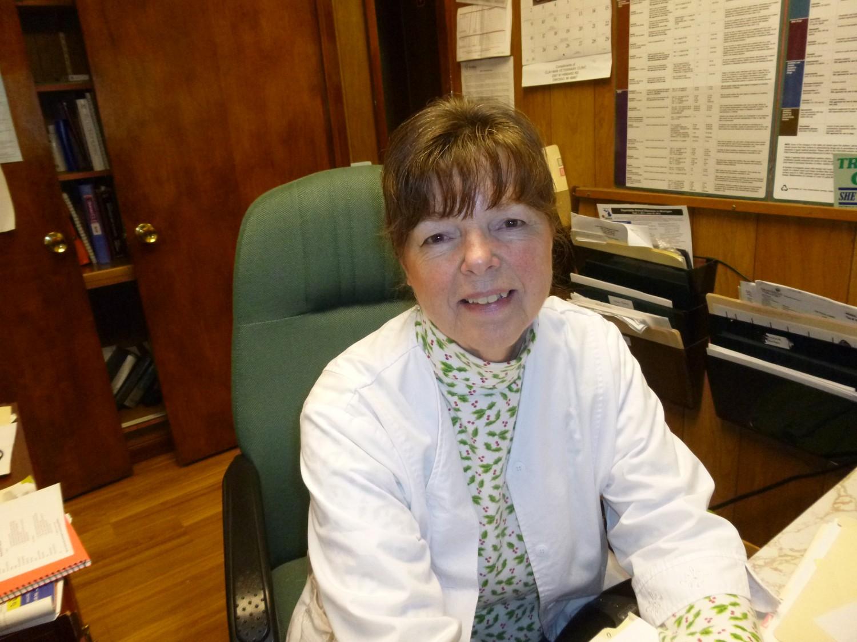 Dr. Charlene McCumons